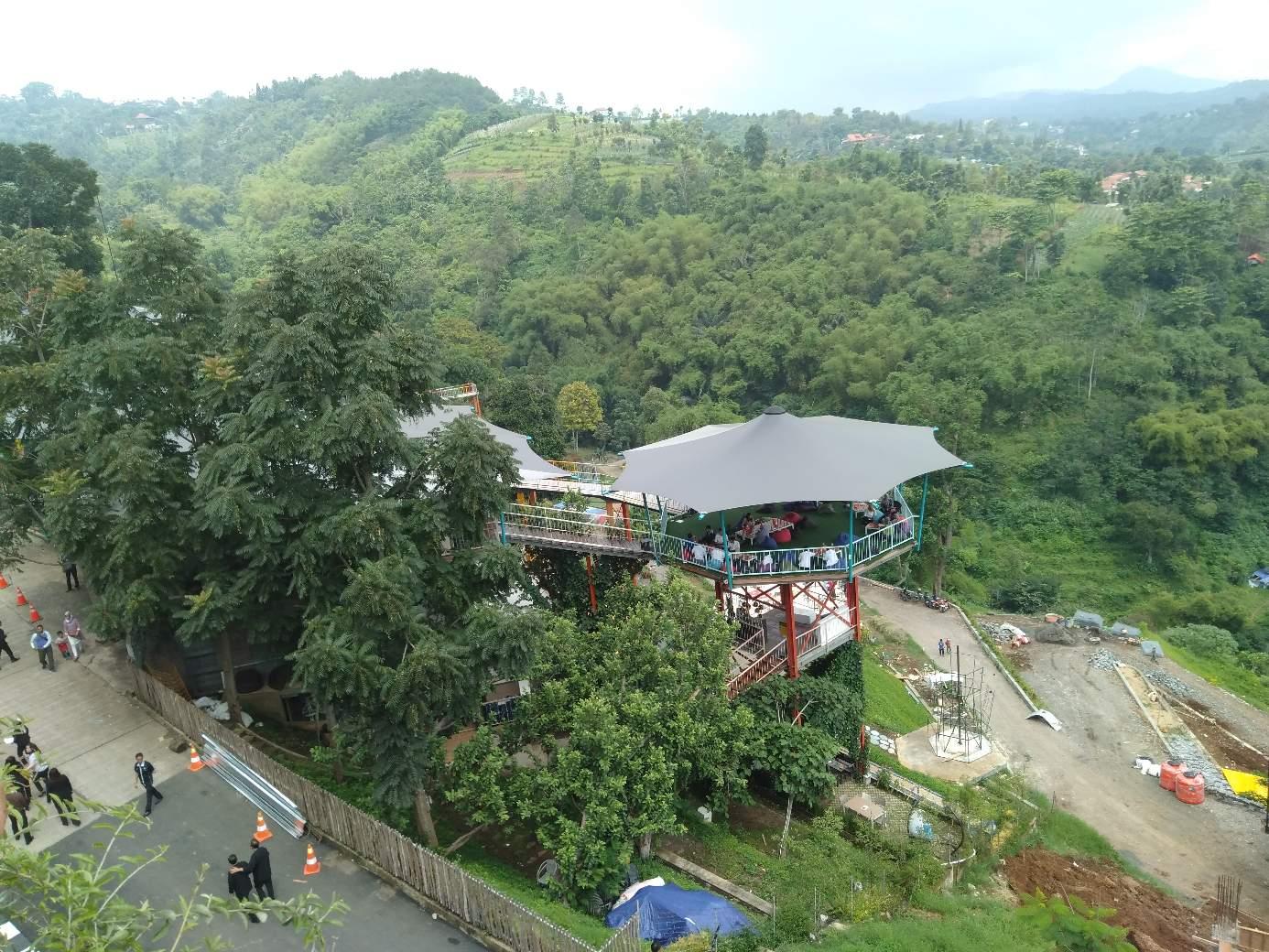 Puncak Ciumbuleuit di Kawasan Bandung Utara — Steemit